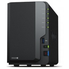 NAS SYNOLOGY DS220 PLUS