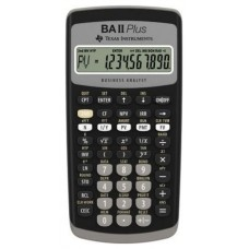 TXI-CALCULADORA BA-II PLUS