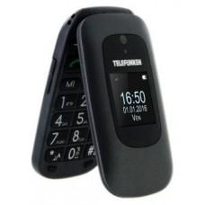 MOVIL TELEFUNKEN250 IZY BLACK